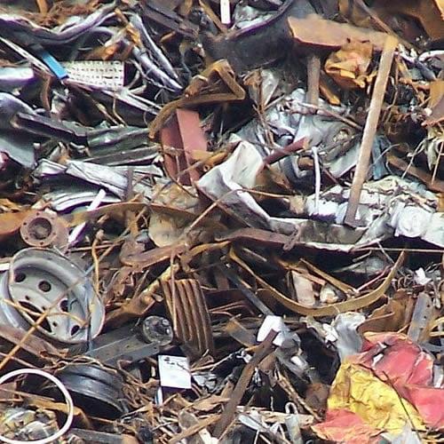 Scrap Metal Waste